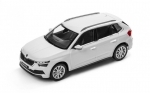 Škoda KAMIQ White Moon 1:43 i-Scale